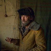Январский портрет :: Андрей Хитайленко