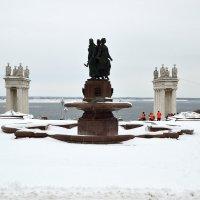 Зима вернулась-10.03.2013 :: Александр