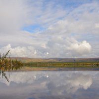 Облака в воде :: Александр Хаецкий