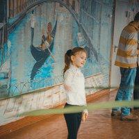 Юная гимнастка :: Влад Иванов