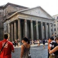 римский Пантеон :: Лидия кутузова