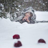 В лесу :: Марина Тверитнева