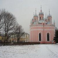 Чесменская церковь :: Anton Lavrentiev