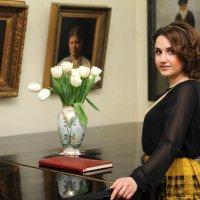 В музее Ярошенко :: Николай Малявко