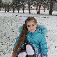 зима :: Людмила Красникова