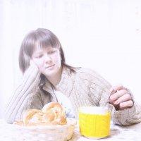 Morning coffee :: Сергей Дубинин