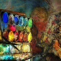 Краски художника :: Маруся Михайлова