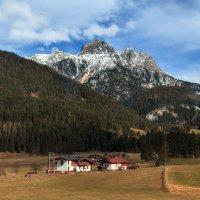 Альпы весной :: алексей афанасьев