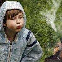 нам дождик не помеха :: Владимир Матва