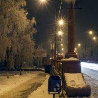 Зимний город :: Никита Щетинин