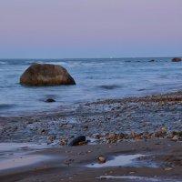 Вечер на заливе :: Александр