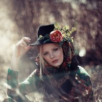 A La Russe :: Лариса Костина