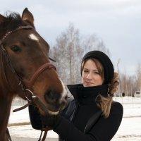 Настя и Ваза :: Елена Михеева