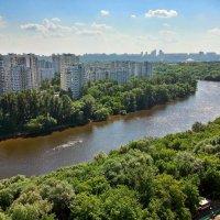 Карамышевская набережная :: Константин Фролов