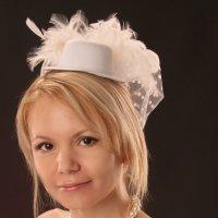 Шляпка :: Кристина Рыбкина