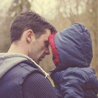Daddy and son :: Olga Samsonova