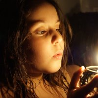 пока горит свеча :: Юлия Шуралева