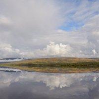 Зеркало водохранилища :: Александр Хаецкий