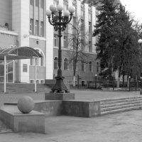 фонари на четырёх лапах :: Арсений Корицкий