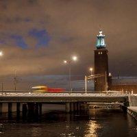 в Стокгольме туман :: liudmila drake