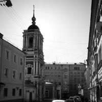 городской пейзаж :: Александр Шурпаков