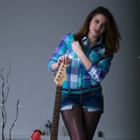 Гитара :: Александра Зайцева