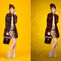 кокетка (до и после) :: Veronika G