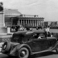 Новосибирск. Театр оперы и балета. 1958 :: Олег Афанасьевич Сергеев
