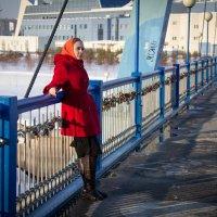 На мосту :: Павел Белоус