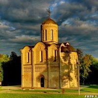 Дмитриевский собор. XII век. :: Анатолий Борисов