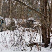 Пионерский лагерь «Солнечная поляна» :: Евгений Жиляев