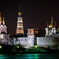 Москва. Новодевичий монастырь. :: Edward J.Berelet