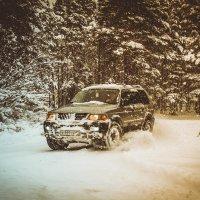 Снег :: Ксения Семенова