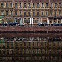 Набережная реки Мойки :: Елена Сазонтова