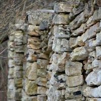 Старый каменный забор :: Маry ...