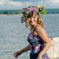 девушка весна :: Татьяна Драница