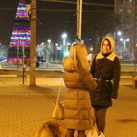 За 3 часа до 12 :: Нина Сигаева