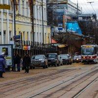 Трамвай :: Сергей Лазарев