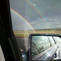 две радуги. :: Мила