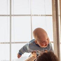 все дети любят летать :: Екатерина Олюнина