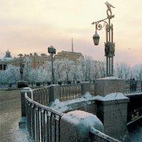 Зимний сюжет :: Цветков Виктор Васильевич