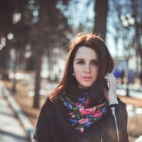 Анастасия :: Анна Пахомова