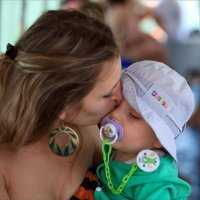 Мамина Любовь... :: Детский и семейный фотограф Владимир Кот