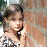 Портрет девочки... :: Детский и семейный фотограф Владимир Кот