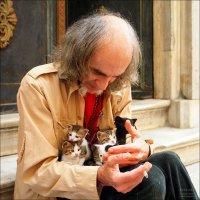 Добрые руки... :: Детский и семейный фотограф Владимир Кот