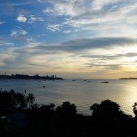 Сиамский залив. Закат. :: Rafael