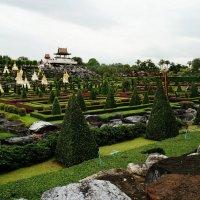 Сады мадам Нонг Нуч. :: Rafael