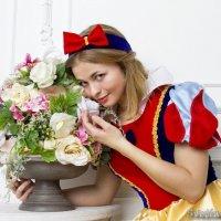Белоснежка :: Светлана Серова
