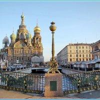 Фонарик на мосту. :: Владимир Гилясев