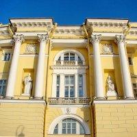 Часть стены дома :: Владимир Гилясев